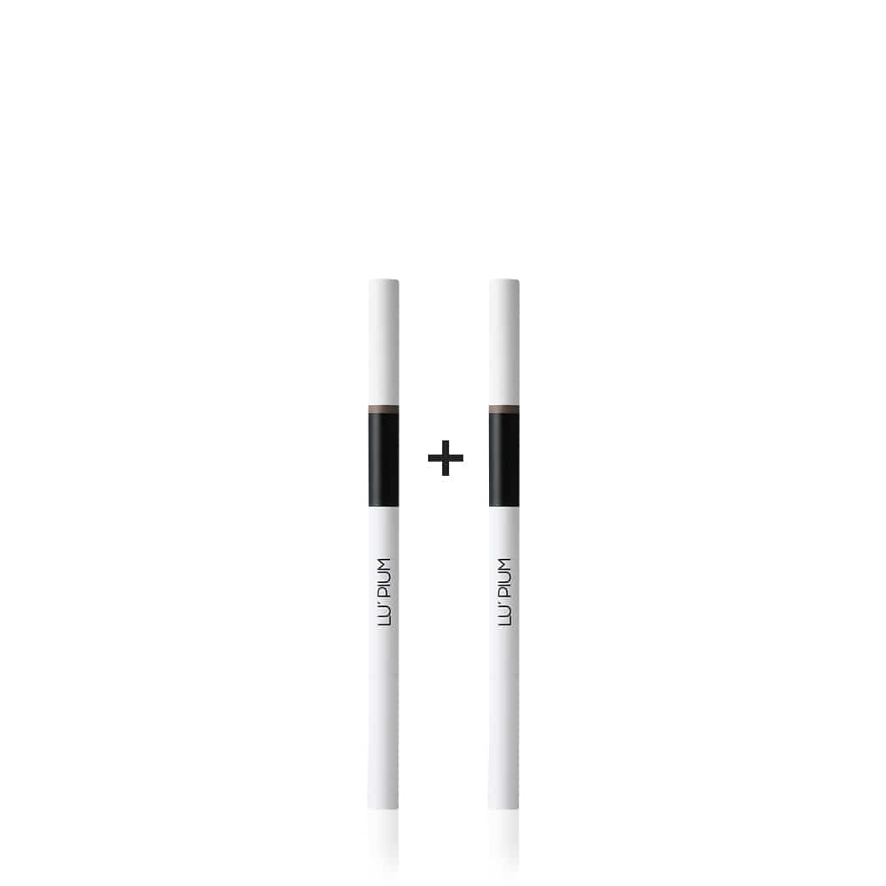 [30%OFF] [1+1]  Makeable eyebrow (2color)  루피움 메이커블 아이브로우
